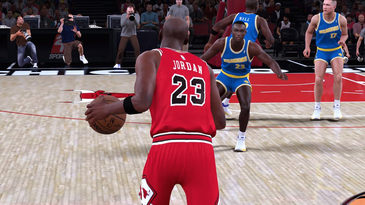Review - NBA 2K18 (Switch)