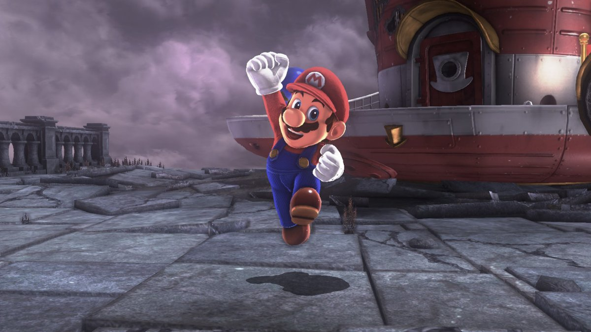 Review - Super Mario Odyssey (Switch)