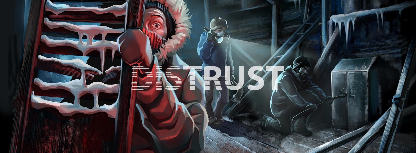 Review - Distrust (PC)