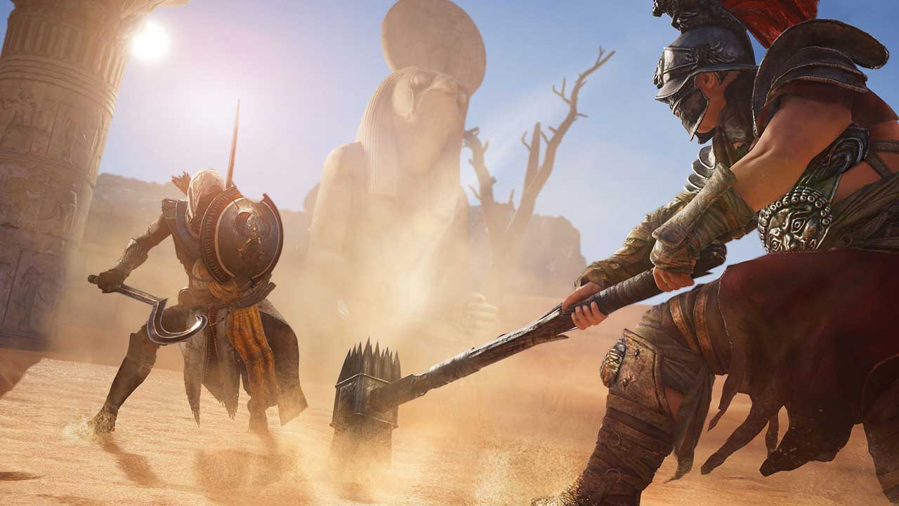 Review - Assassin's Creed Origins (PS4)