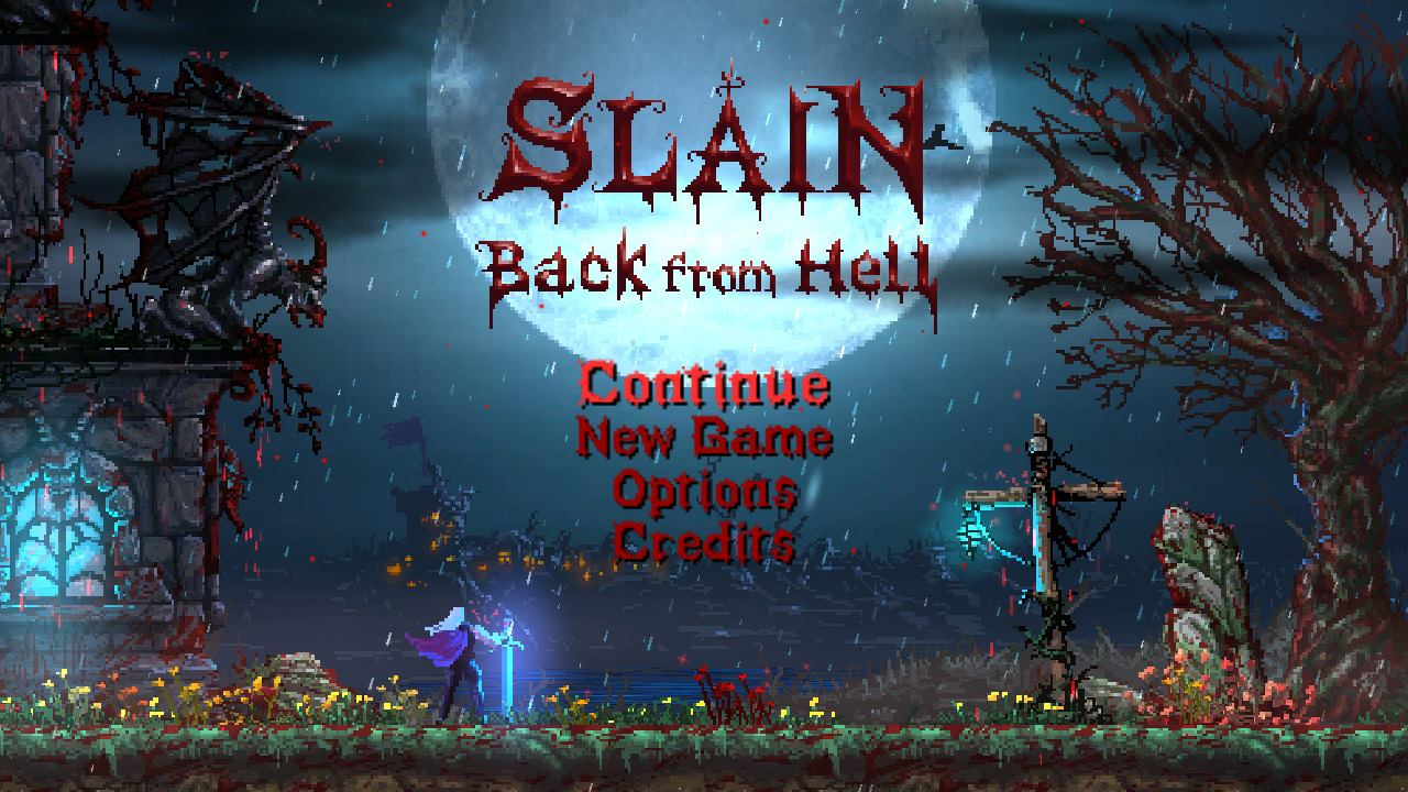 Review - Slain: Back From Hell (Switch)