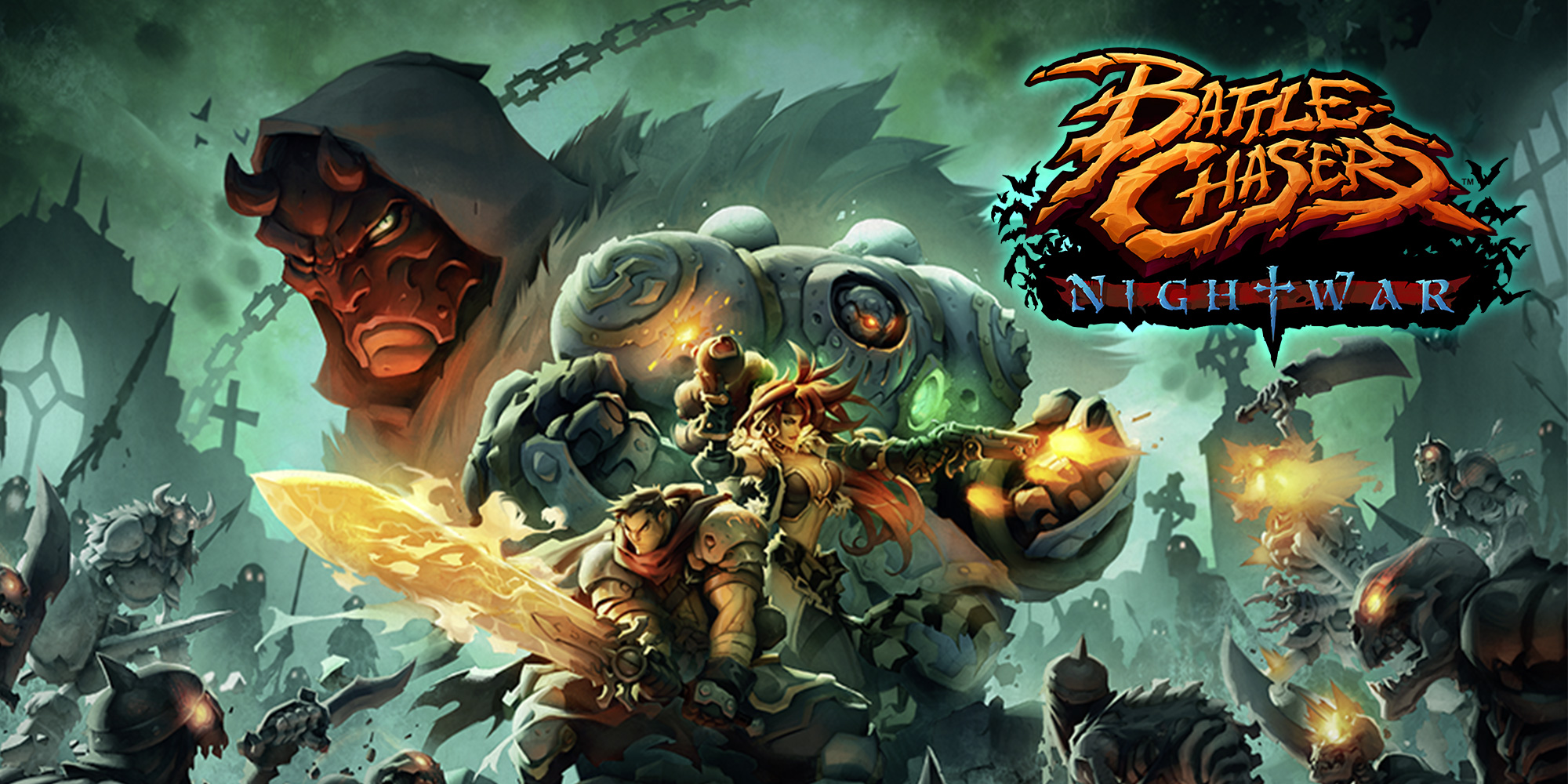 Review - Battle Chasers: Nightwar (PC)
