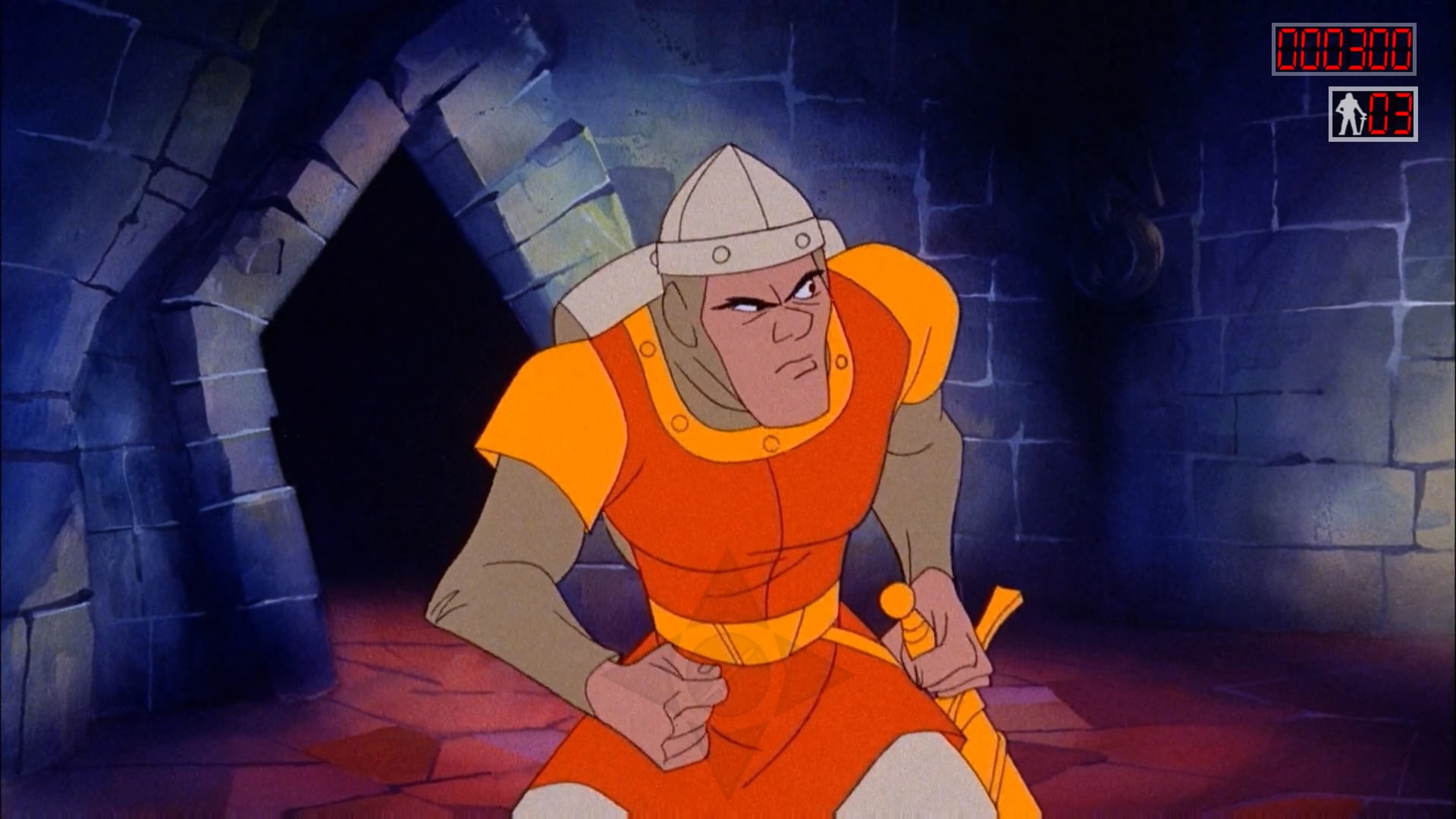 Review - Dragon's Lair Trilogy (PS4)
