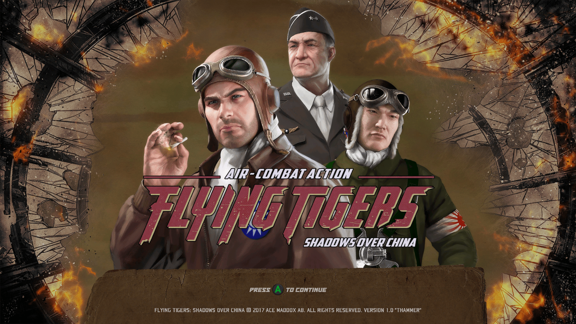 Review - Flying Tigers: Shadows Over China (Xbox One)