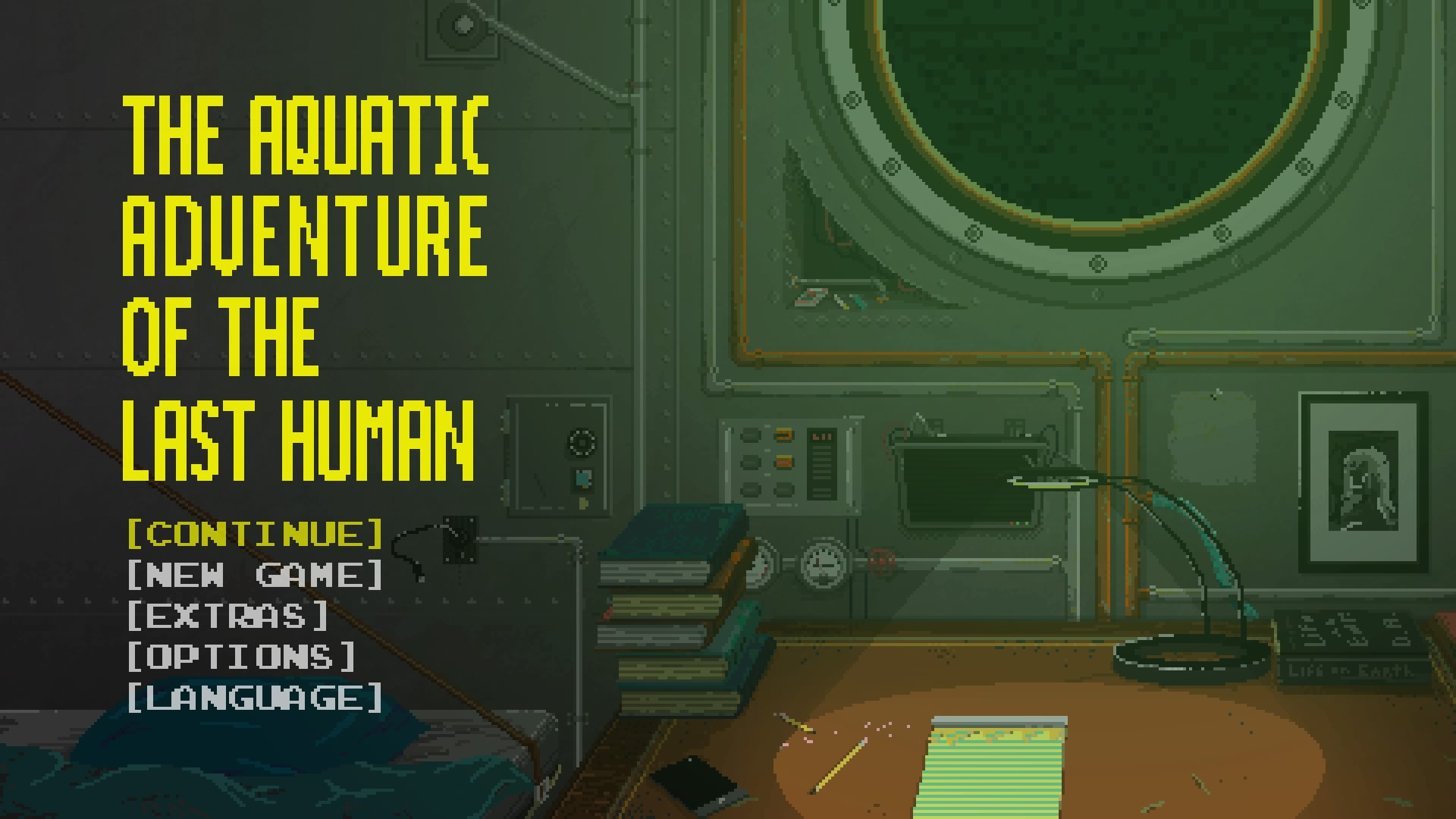 Review - The Aquatic Adventure of the Last Human (PS4)