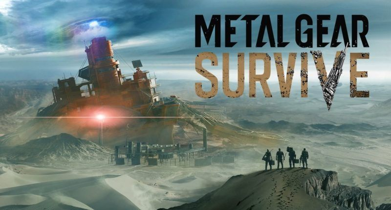 Review - Metal Gear Survive