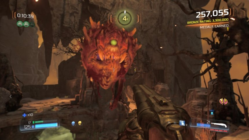 Review - Doom (Switch) - WayTooManyGames