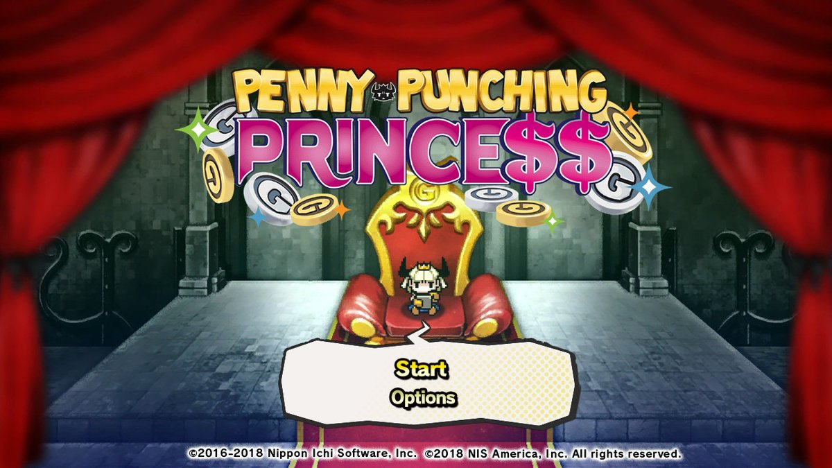 Review - Penny-Punching Princess (Switch)