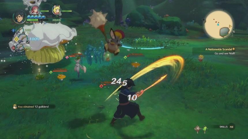 Ni-No-Kuni-2-combat