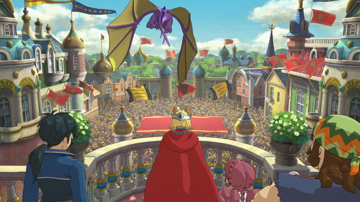 Review - Ni No Kuni II: Revenant Kingdom (PS4)