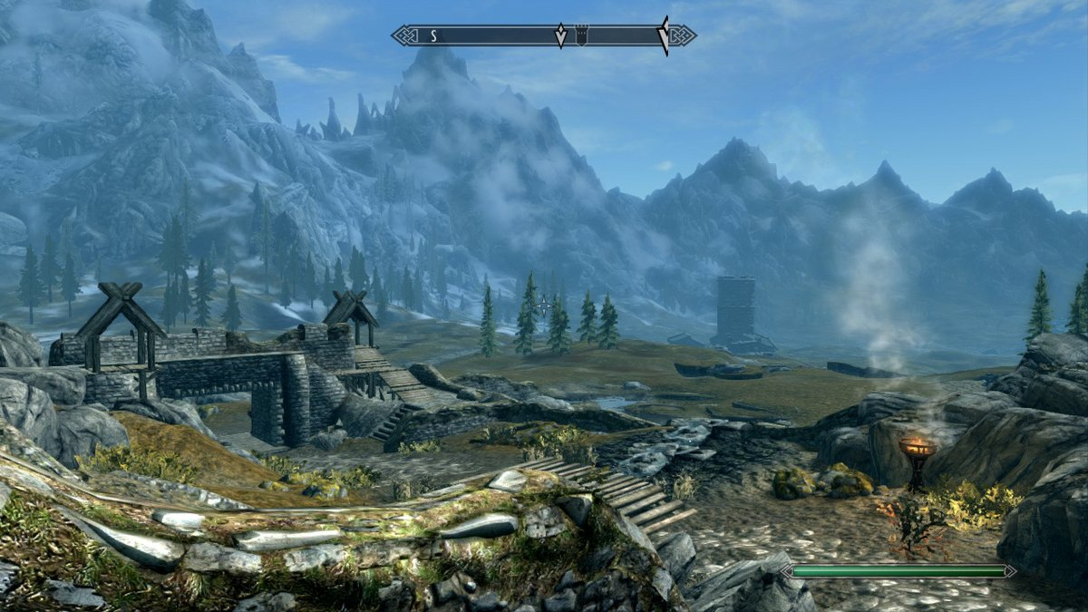 Review - The Elder Scrolls V: Skyrim (Switch)