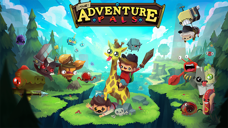 Review - The Adventure Pals (PS4)
