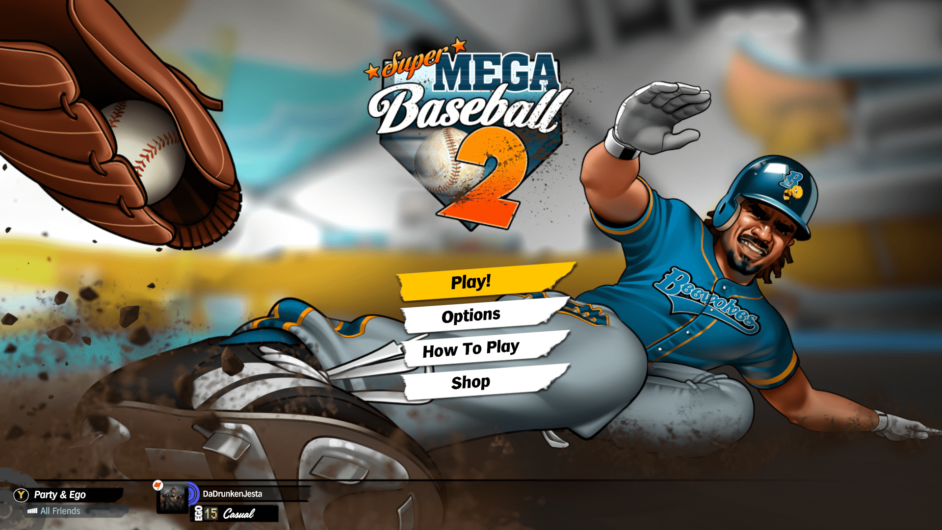 Review - Super Mega Baseball 2 (Xbox One)