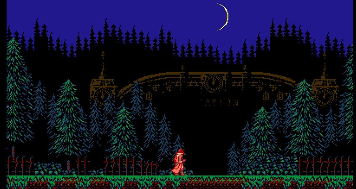 Review - Bloodstained: Curse of the Moon (Switch)