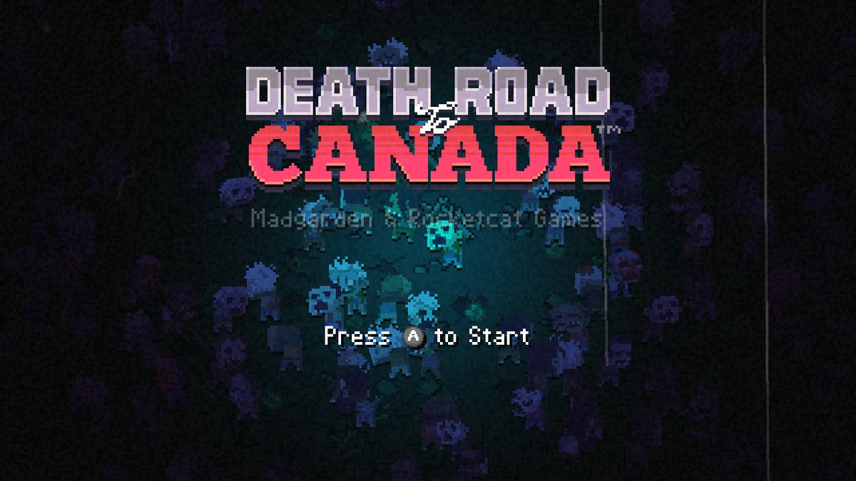 Review - Death Road to Canada (Switch)