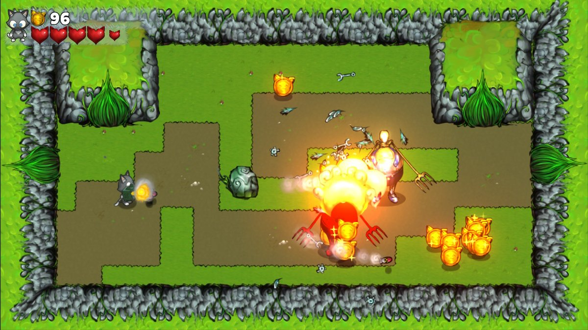 Review - Kitten Squad (Switch)