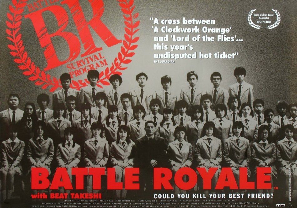 Why the Rise of Battle Royale is a Good Thing