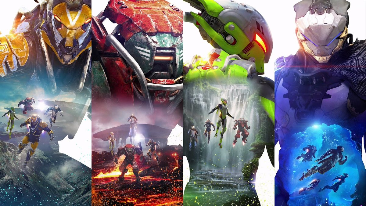 E3 2018 - Anthem