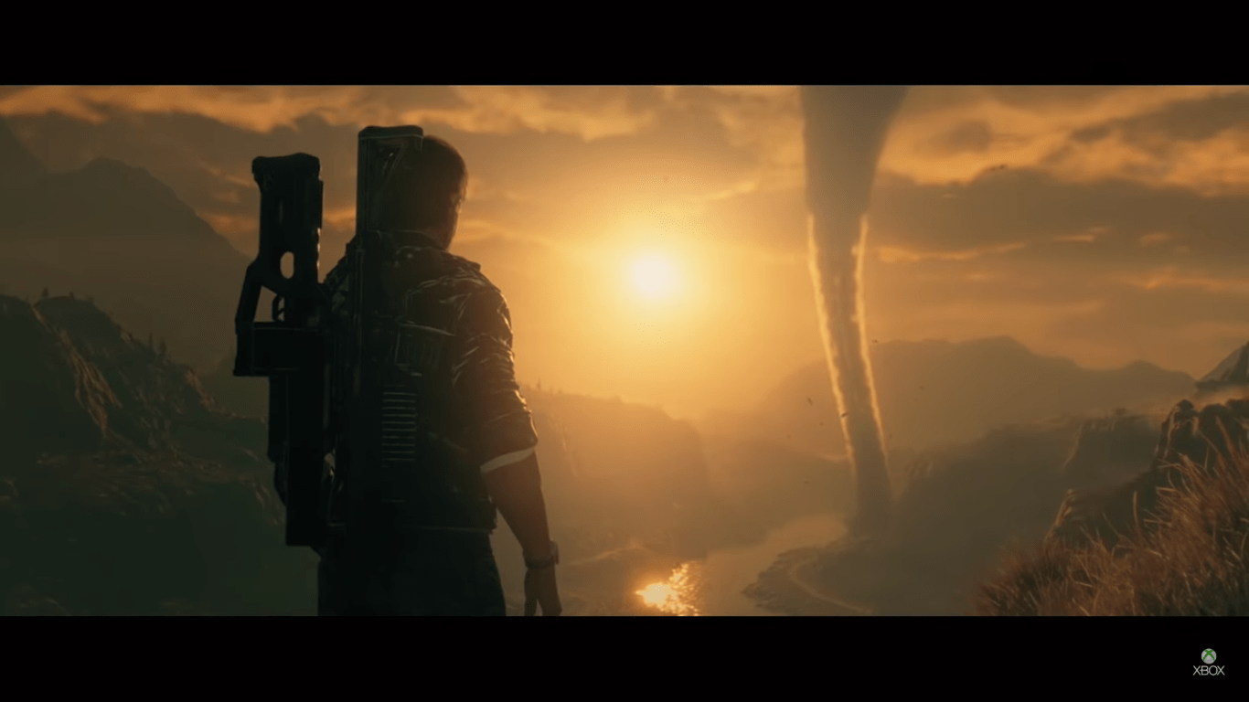 E3 2018 - Just Cause 4