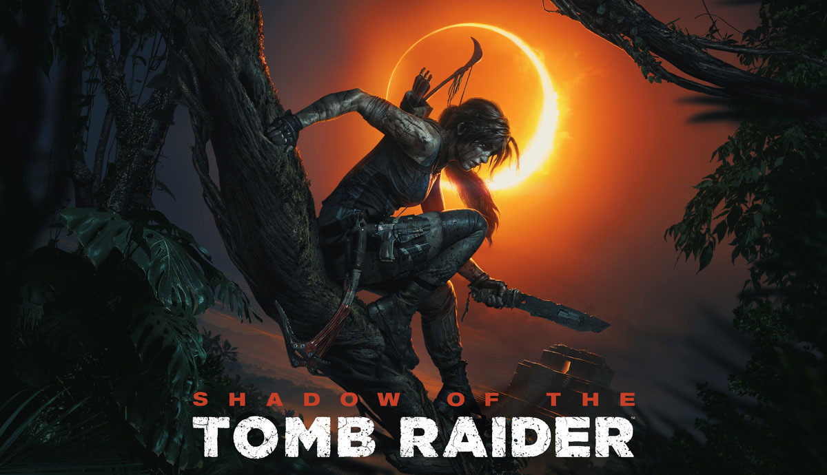 E3 2018 - Shadow of the Tomb Raider Gameplay