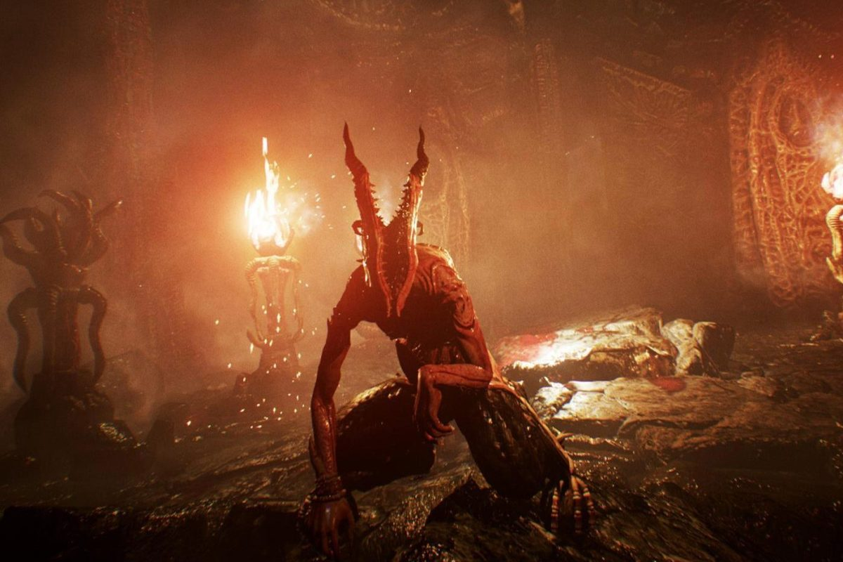 Review - Agony (Xbox One)