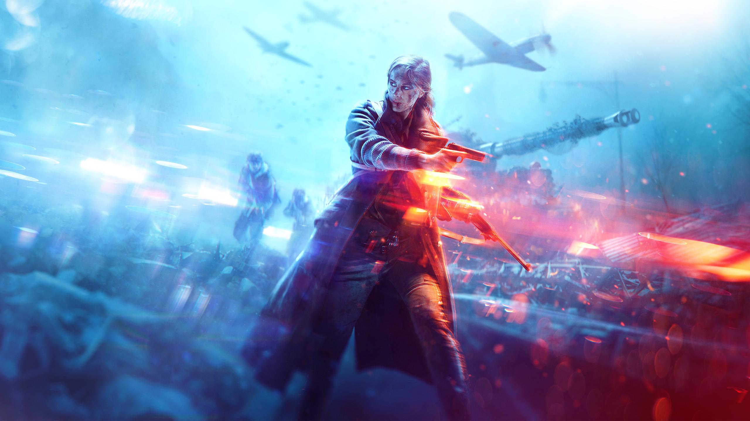 E3 2018 - Battlefield V