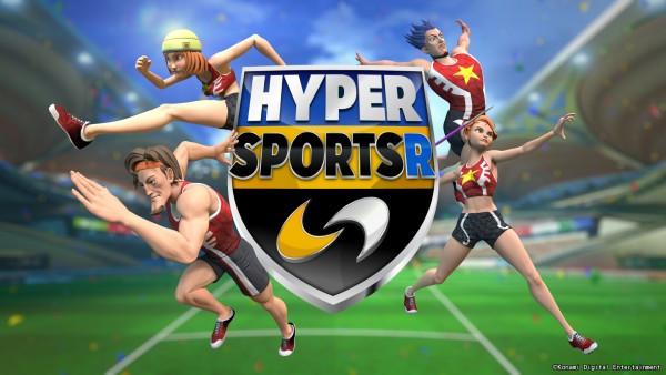 E3 Hands-on - Hyper Sports R (Switch)