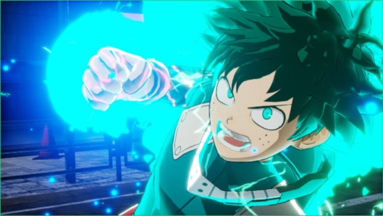 E3 Hands-on - My Hero One's Justice (PS4)