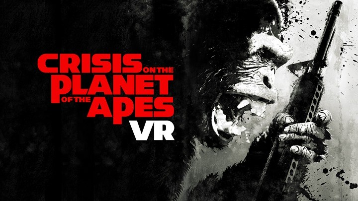Review - Crisis on the Planet of the Apes VR (PSVR)