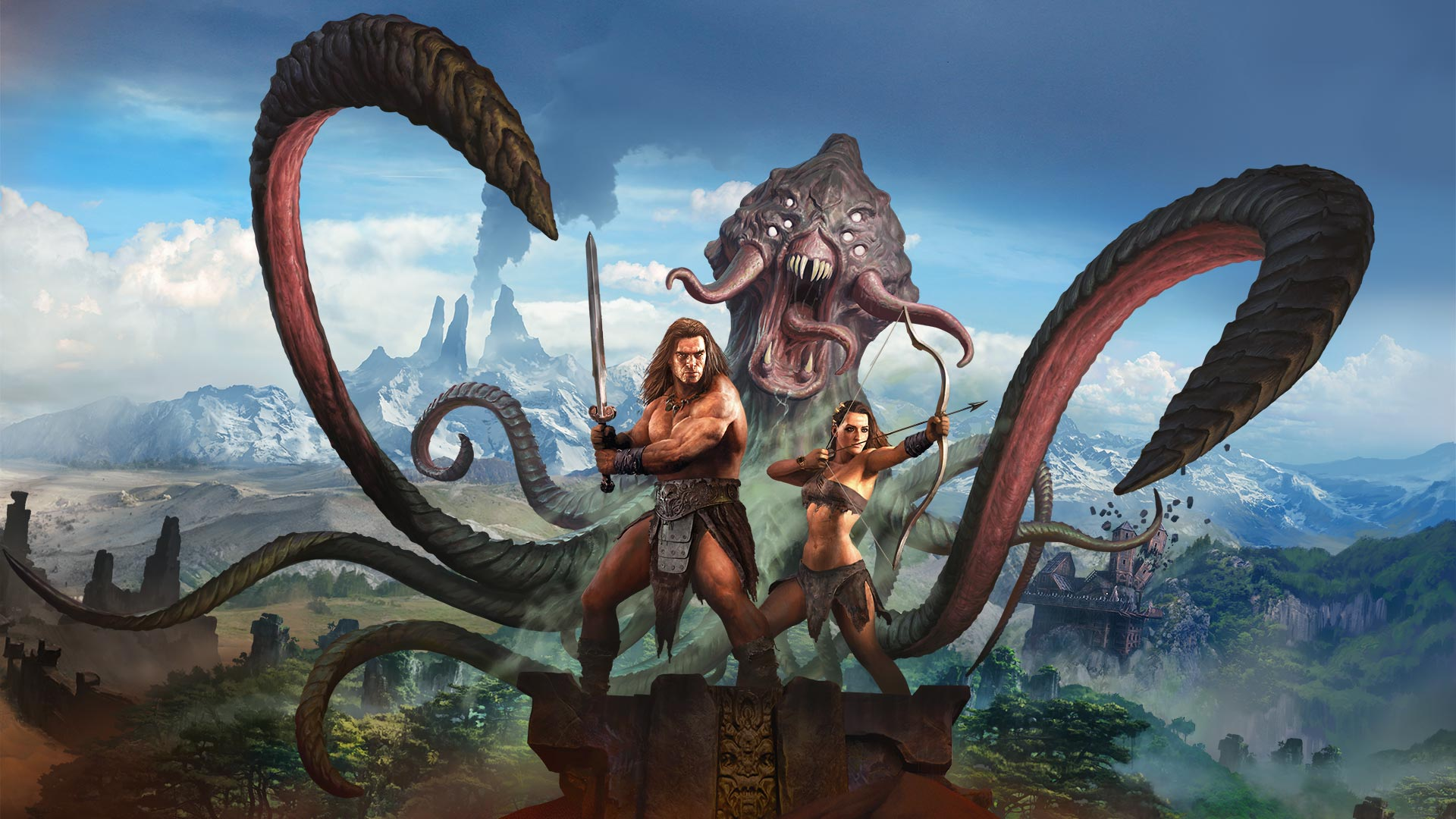 Review - Conan Exiles (Xbox One)