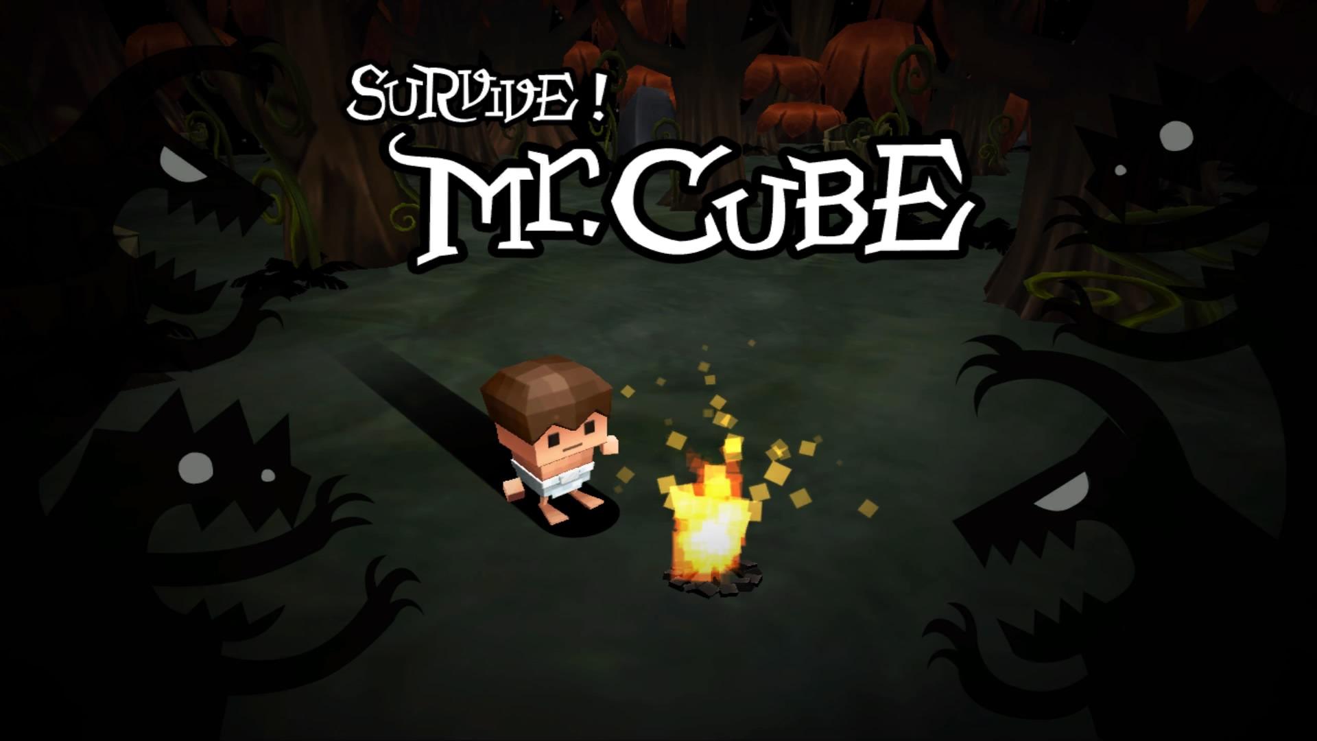 Review - Survive! Mr. Cube (PS4)