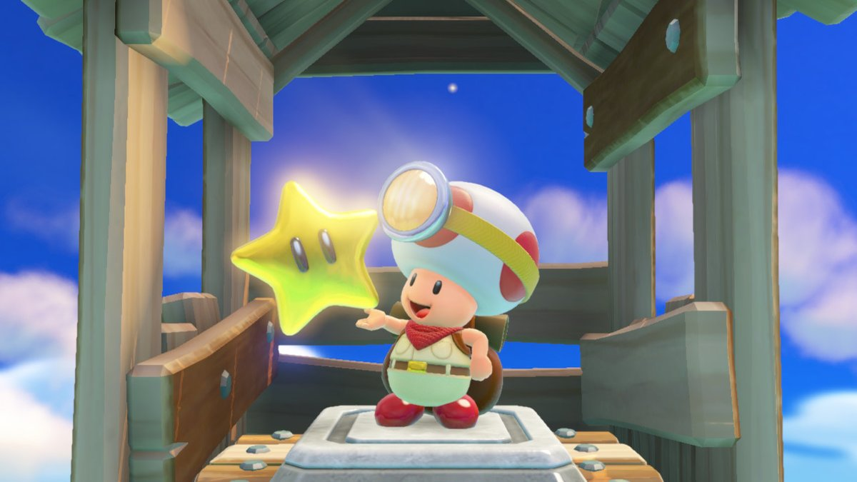 Review - Captain Toad: Treasure Tracker (Switch)
