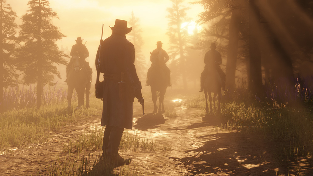 Hopes For Red Dead Redemption 2