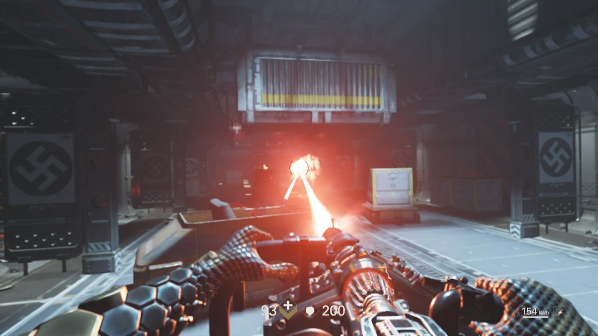 Review – Wolfenstein II: The New Colossus (Switch)