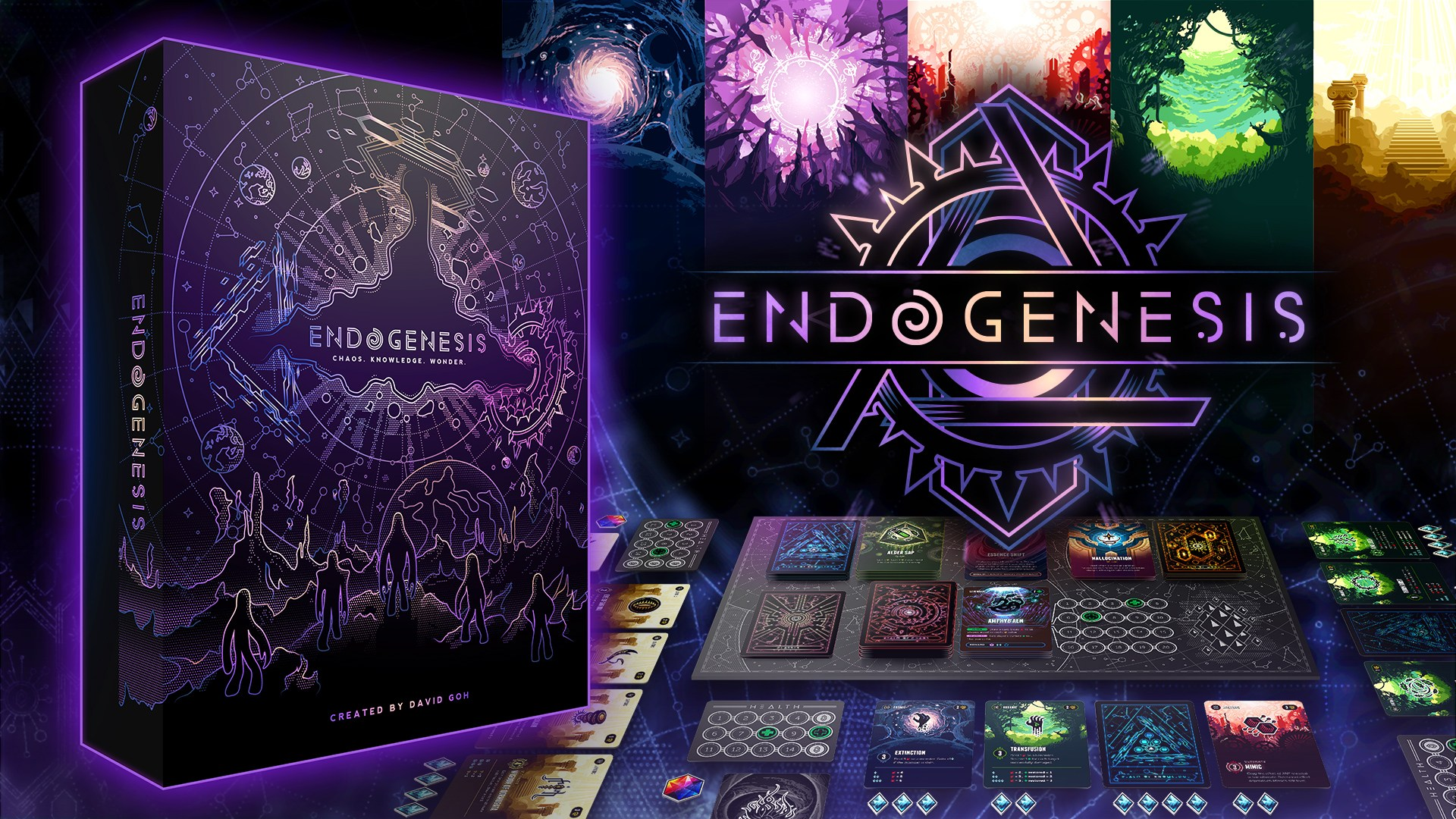 Interview with Endogenesis Creator, David Goh