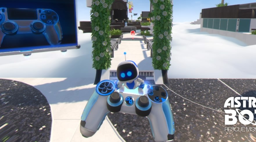Review - Astro Bot: Rescue Mission (PSVR)