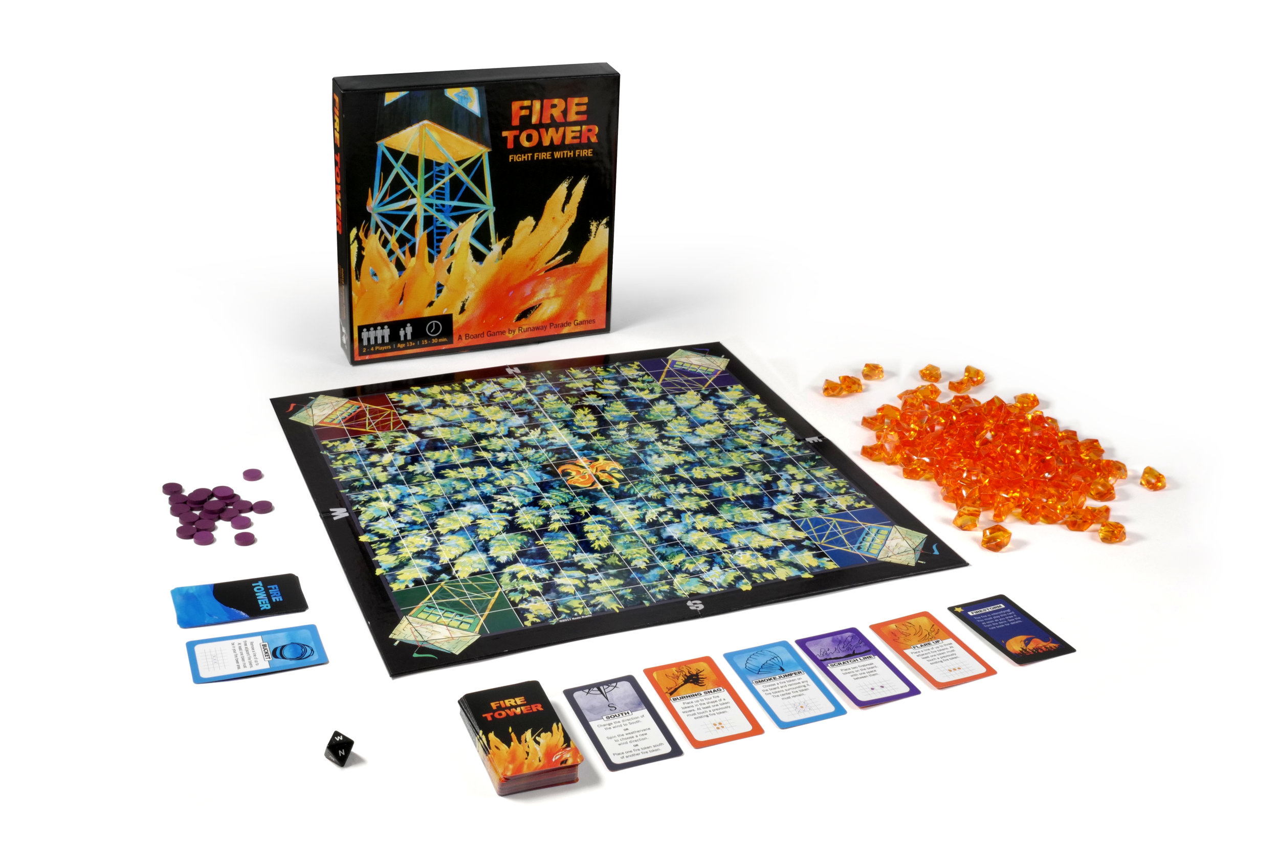 Ales and Arson- Playing Fire Tower with its Creators