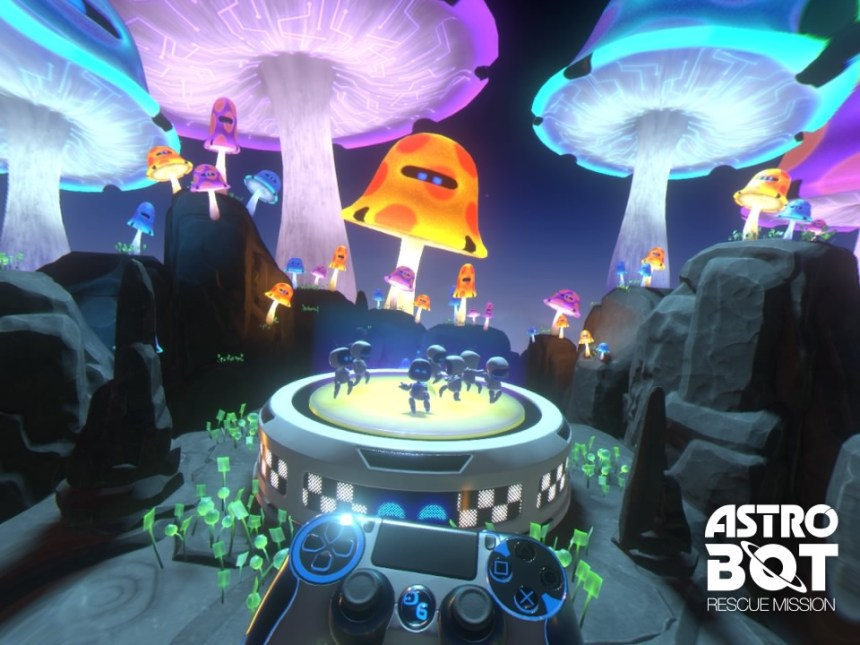 Review - Astro Bot: Rescue Mission - WayTooManyGames