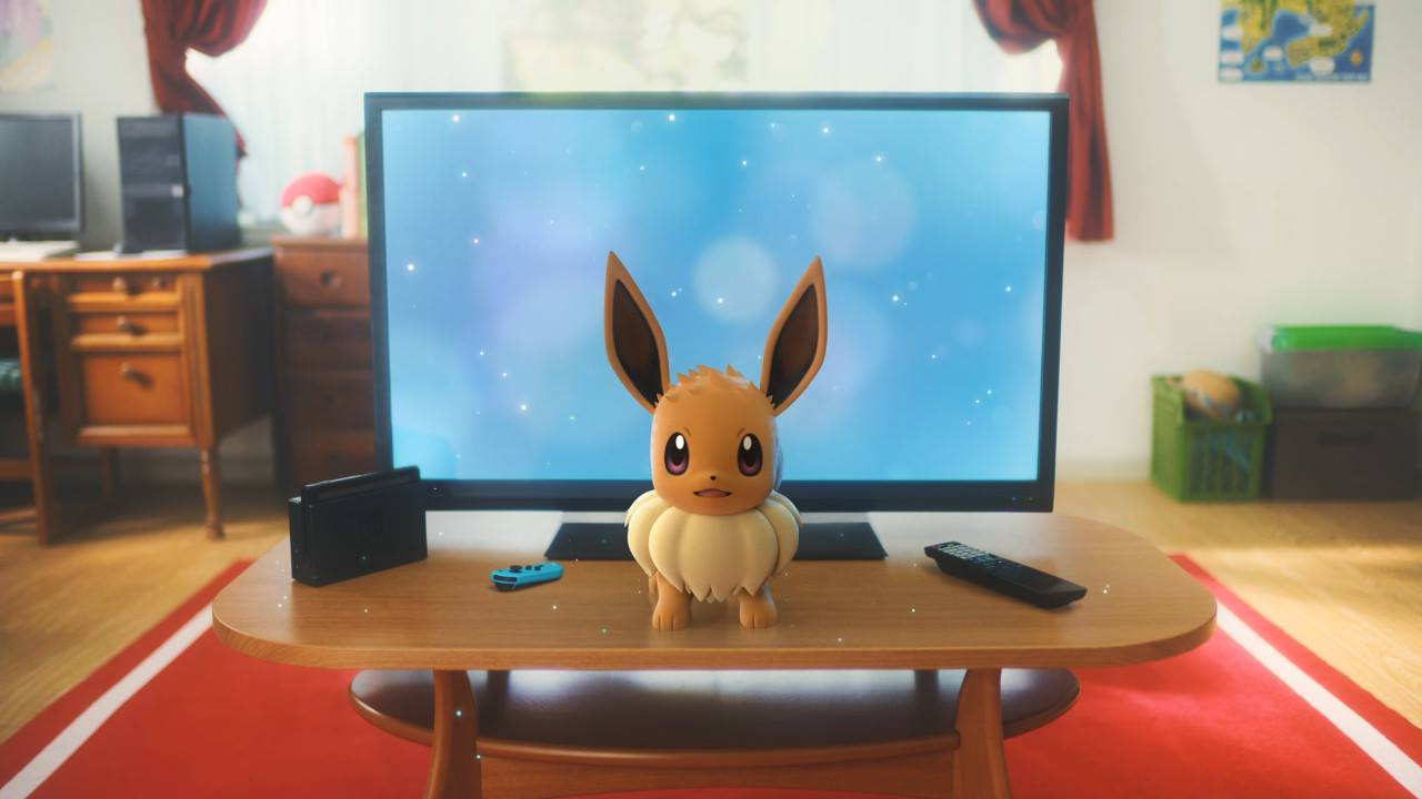 Review - Pokémon: Let's Go, Eevee! (Switch)