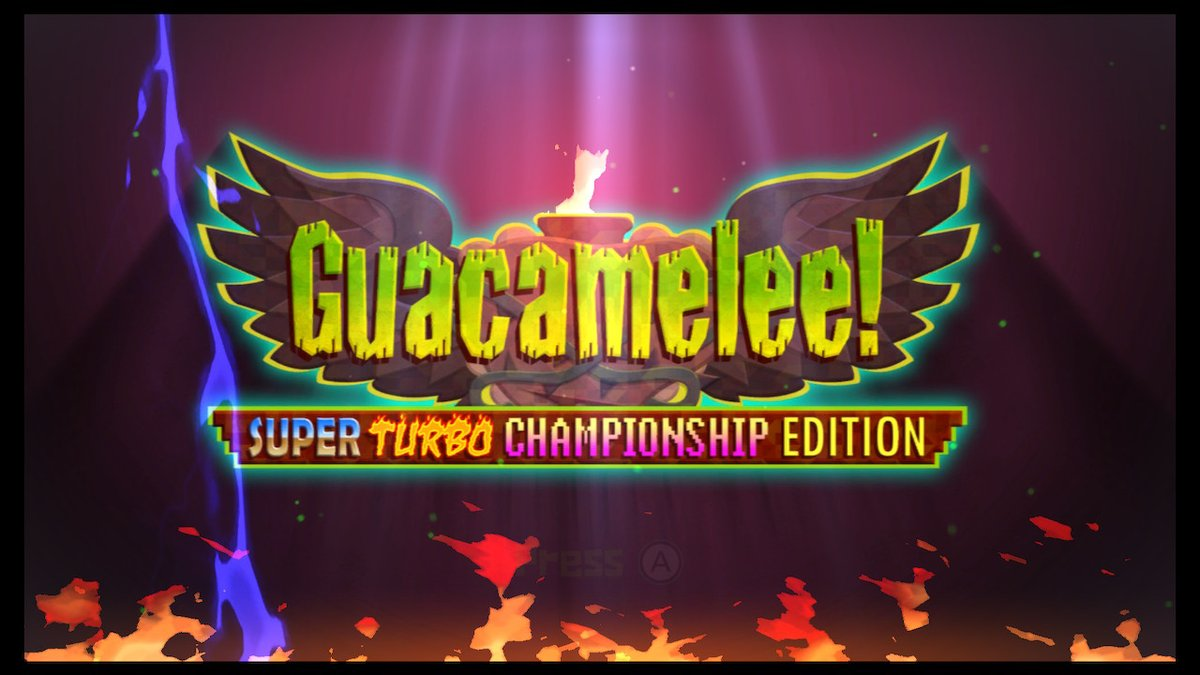 Review - Guacamelee: Super Turbo Championship Edition*