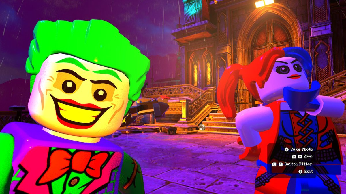 Review - Lego DC Super Villains (Switch)