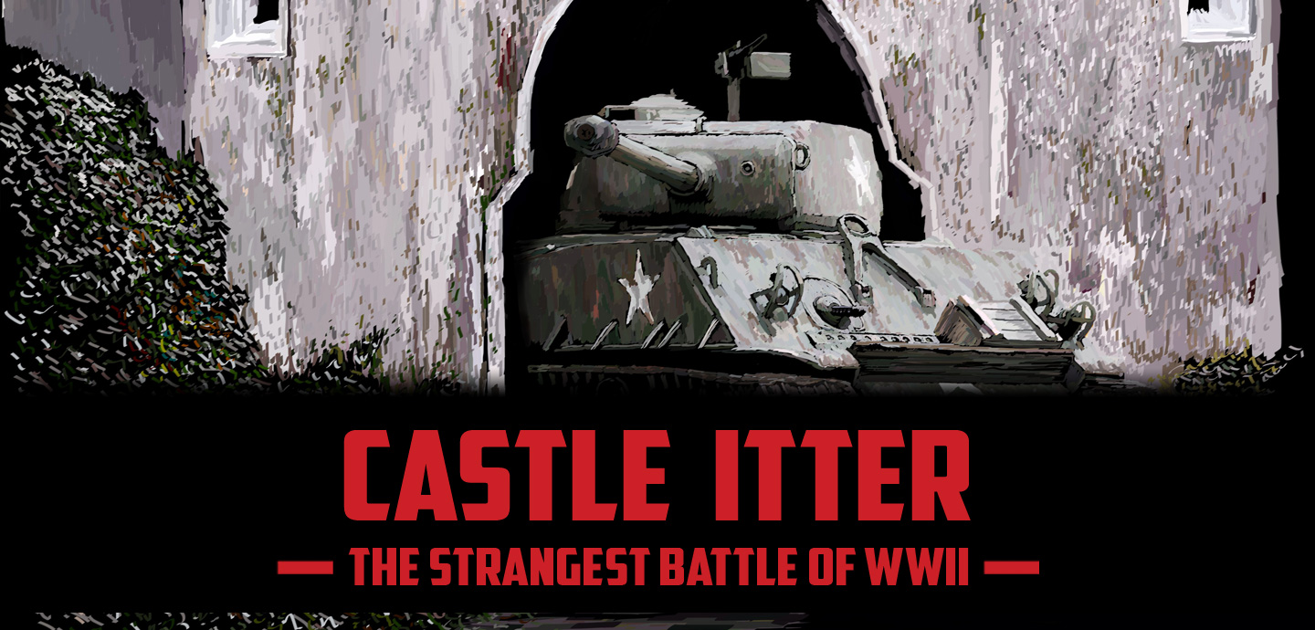 Interview with David Thompson, Designer of Castle Itter