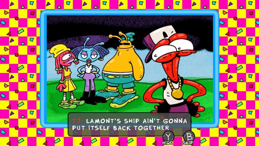 ToeJam & Earl: Back in the Groove