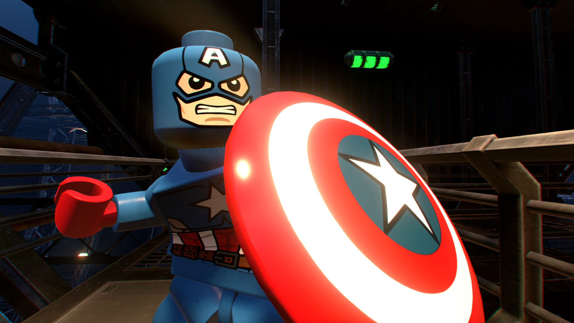 Review - Lego Marvel Collection