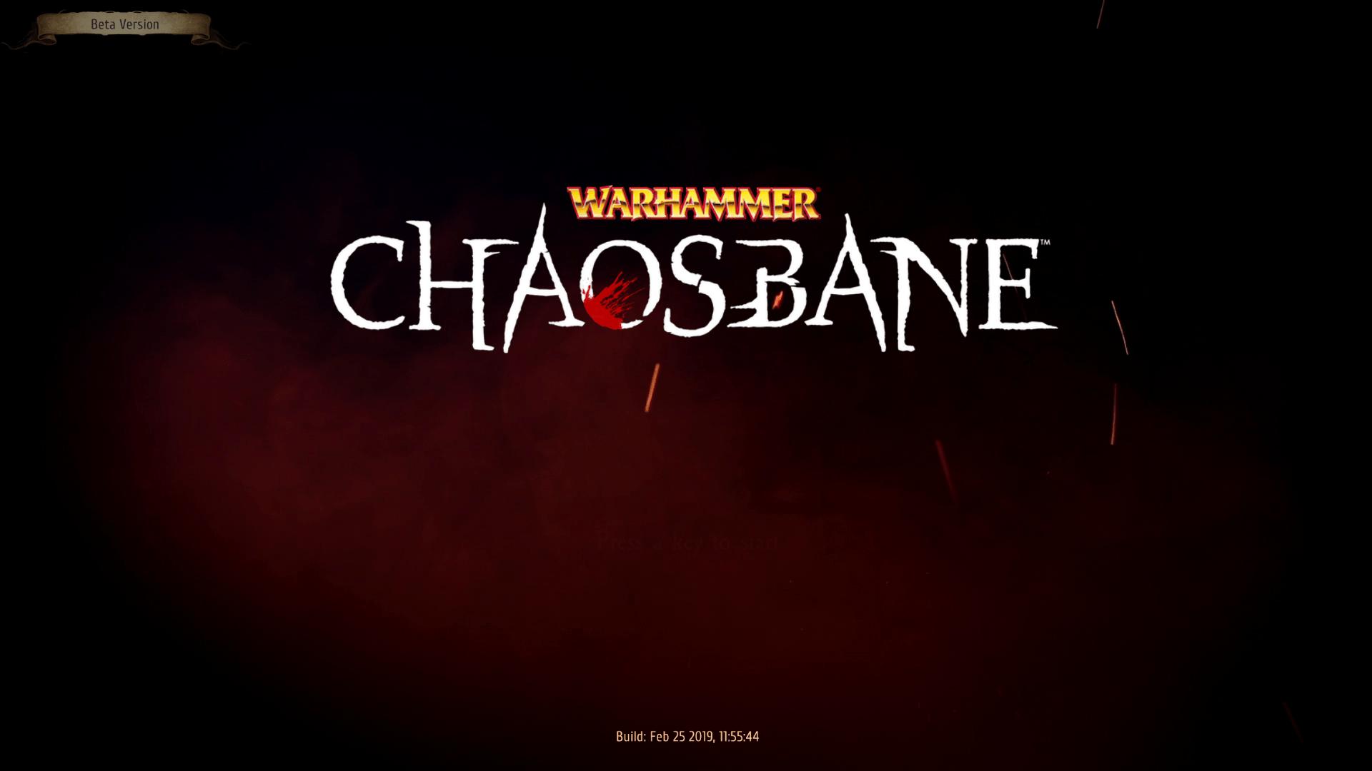 Warhammer: Chaosbane Beta First Impressions