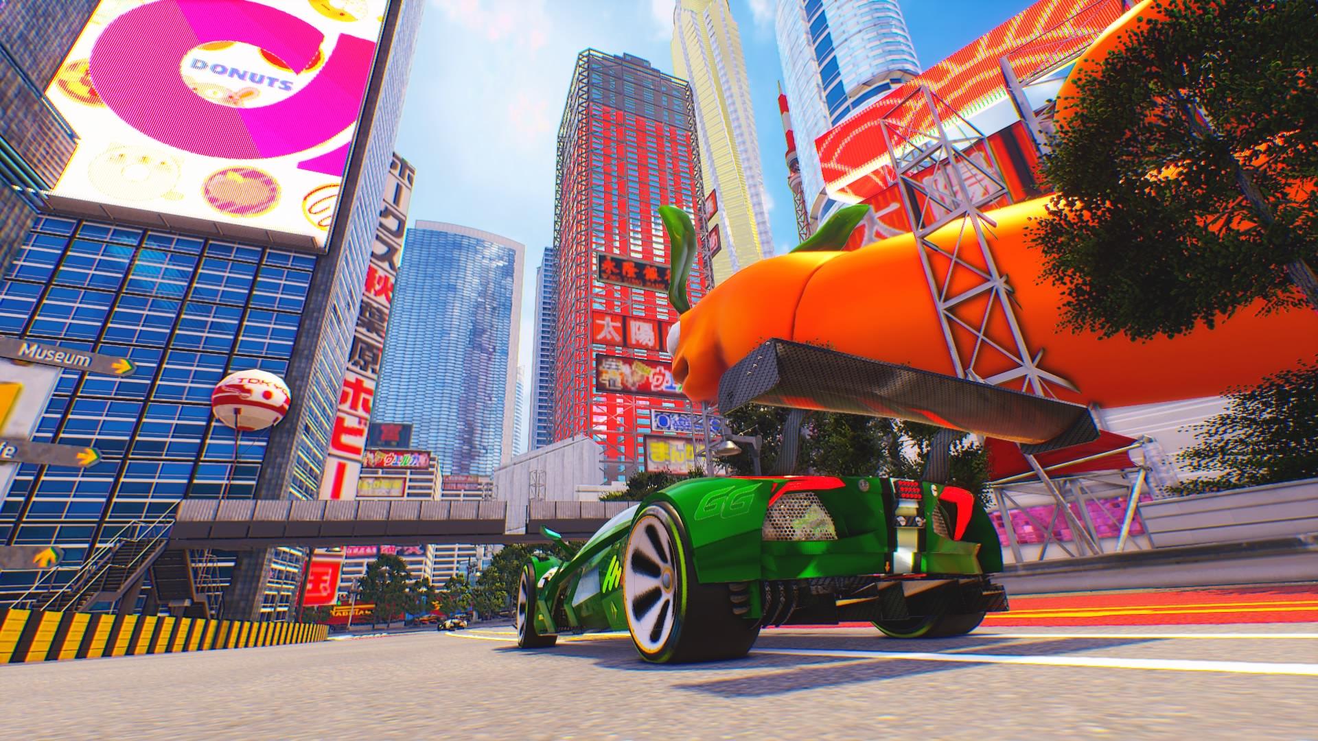 Review - Xenon Racer