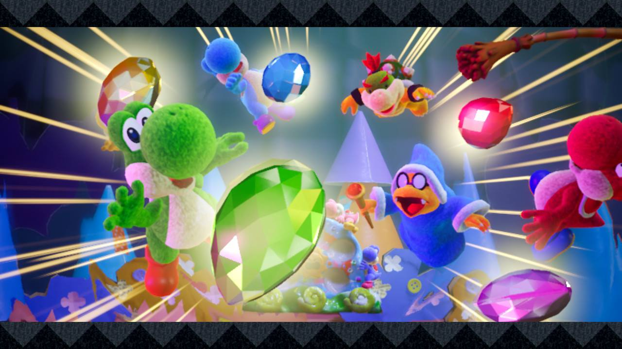 Review - Yoshi's Crafted World