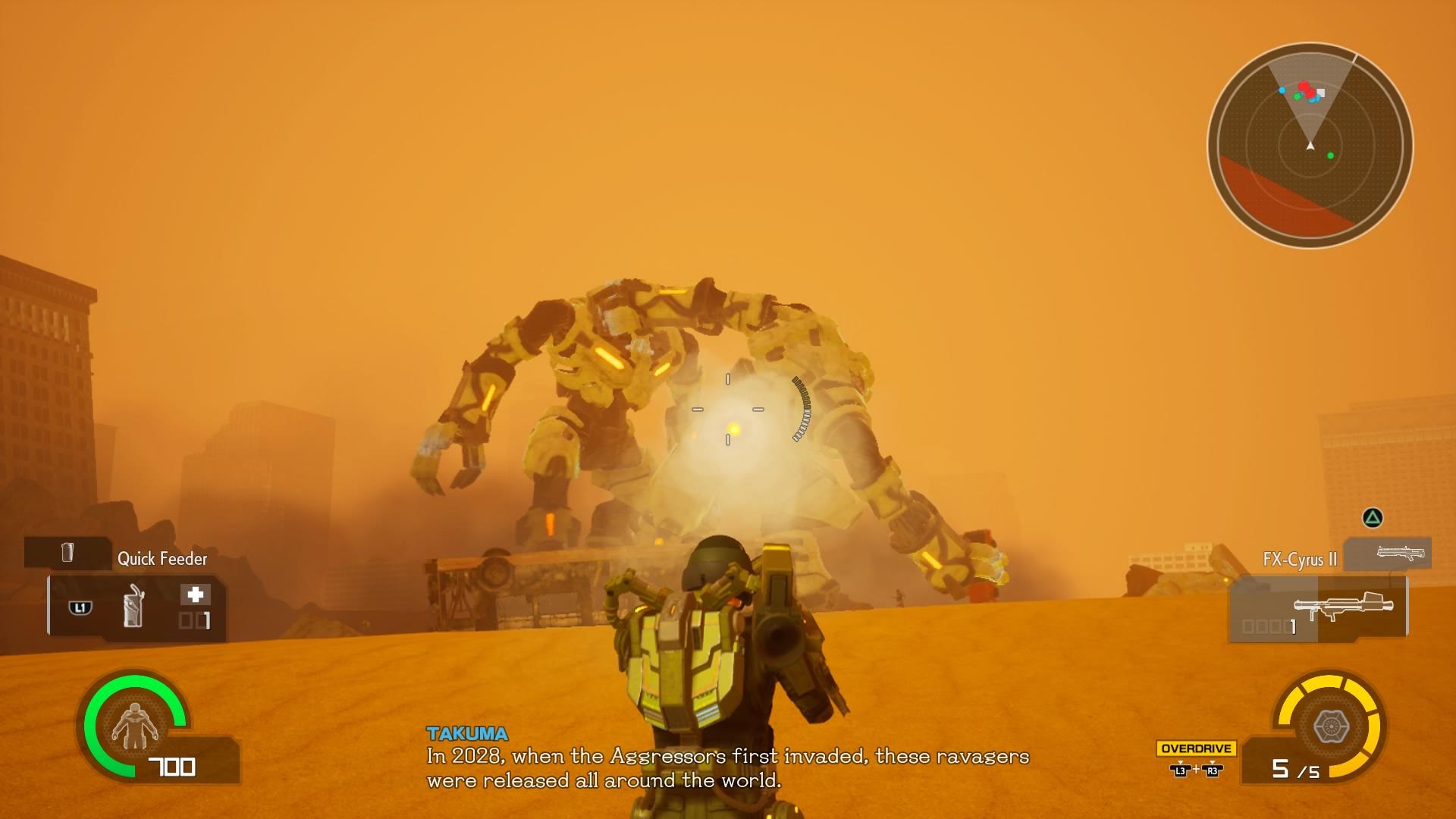 Review - Earth Defense Force: Iron Rain