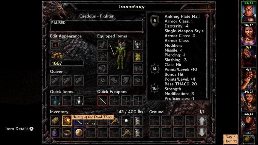 Review Baldur S Gate And Baldur S Gate Ii Enhanced