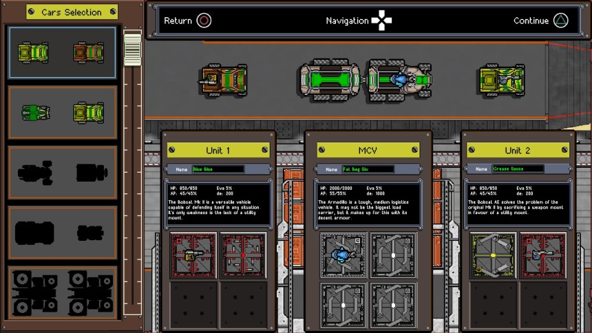 Convoy: A Tactical Roguelike_20200430141637